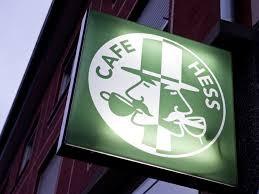 CAFE HESS, Nieder-Ramstädter-Straße