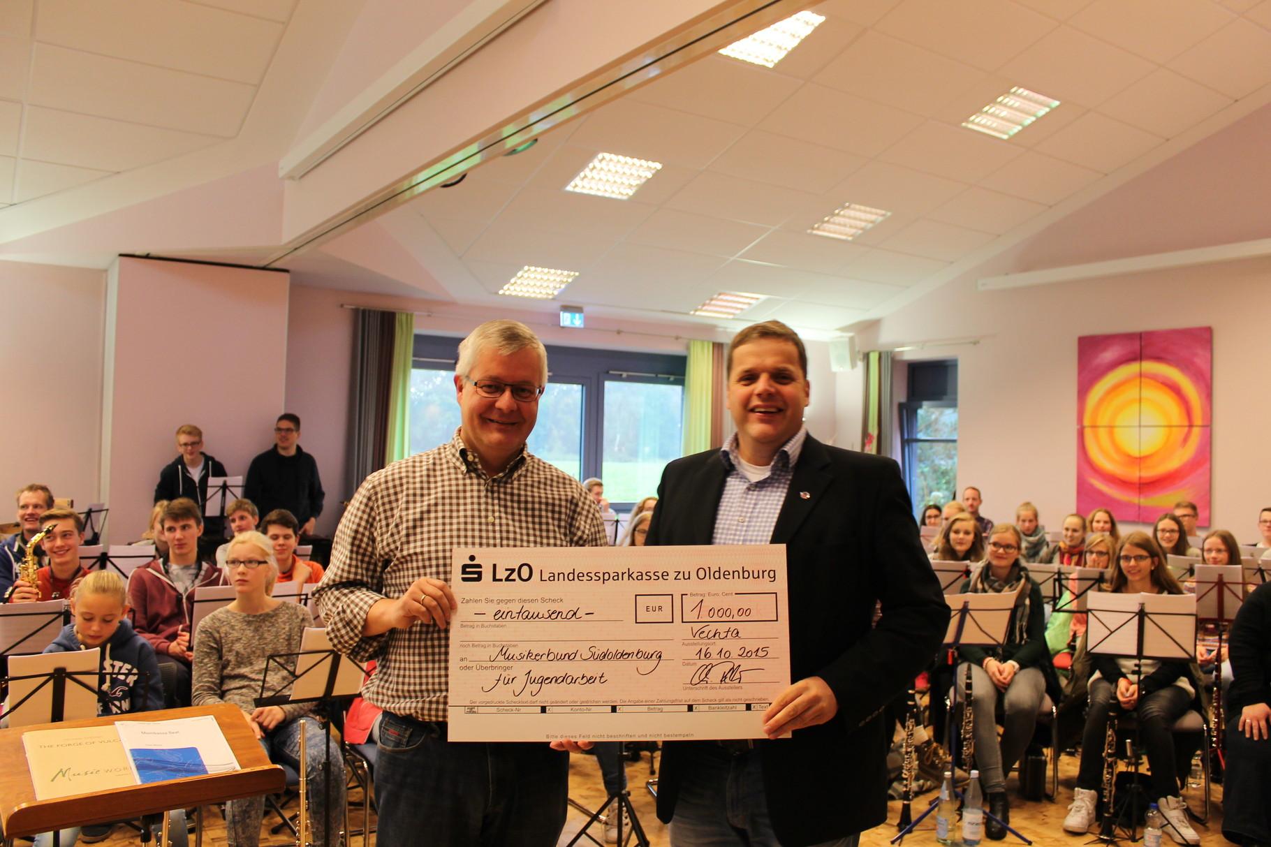 Jugendförderung - Musikerbund Südoldenburg