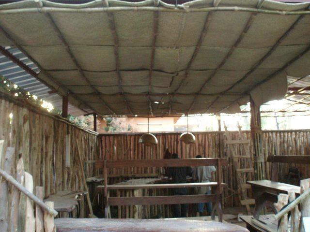 Casabar i Pirates club, Bamako 2008.(Detaljer)