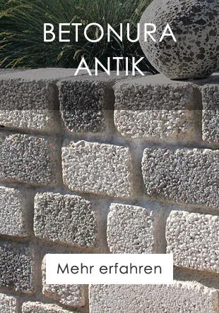 Betonura antik
