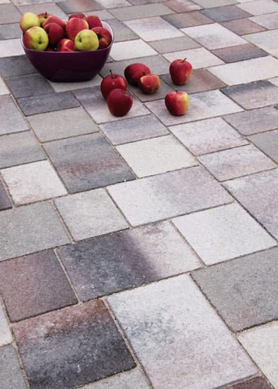 Römerpfad, grau-marmoriert, Wildverband