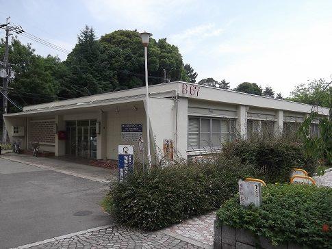 施設外観 貴重な建造物として大阪府の登録施設に認定されています