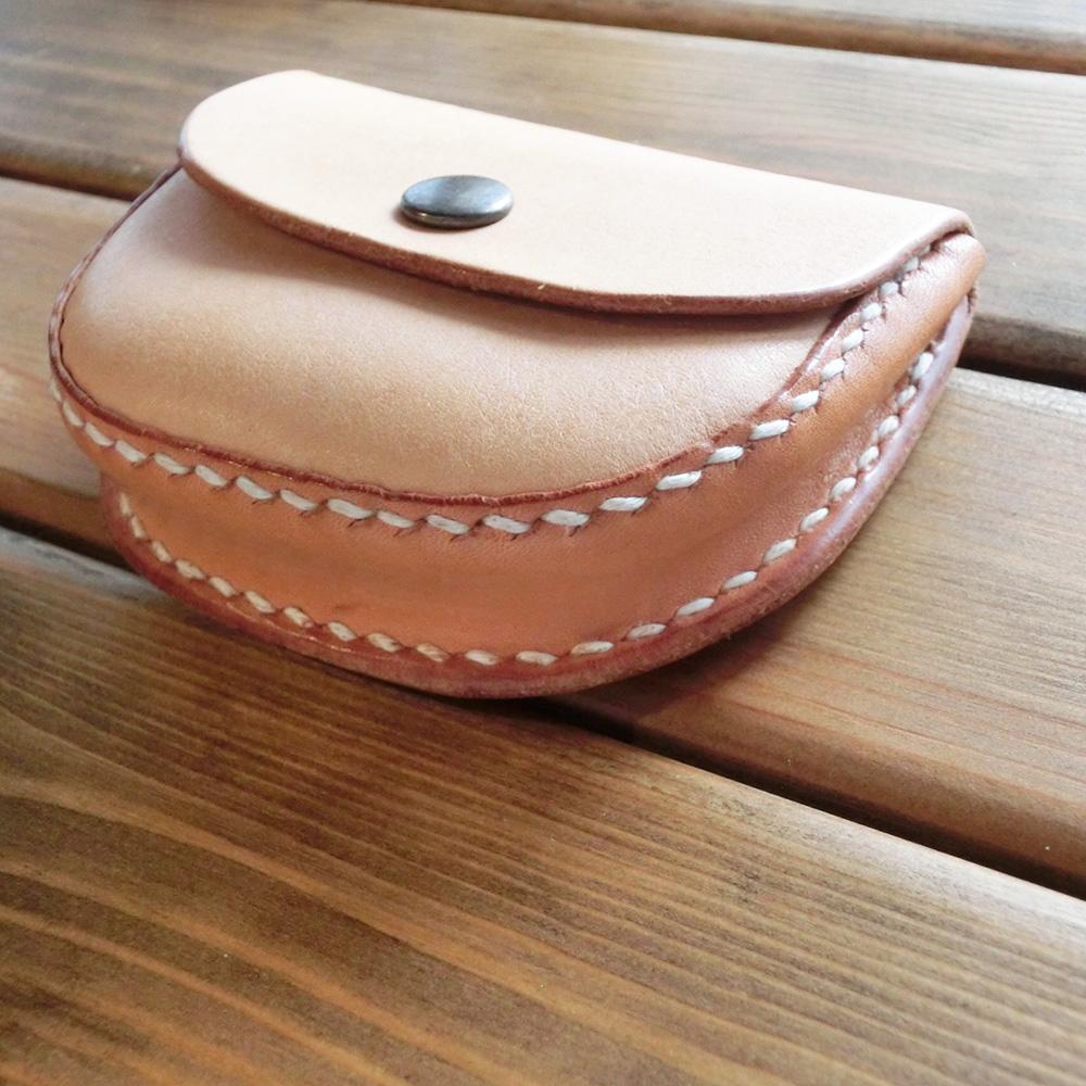 コインパース(牛革/手縫い)