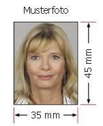 Passbild-Reisepass-Gesundheitskarte-biometrisch