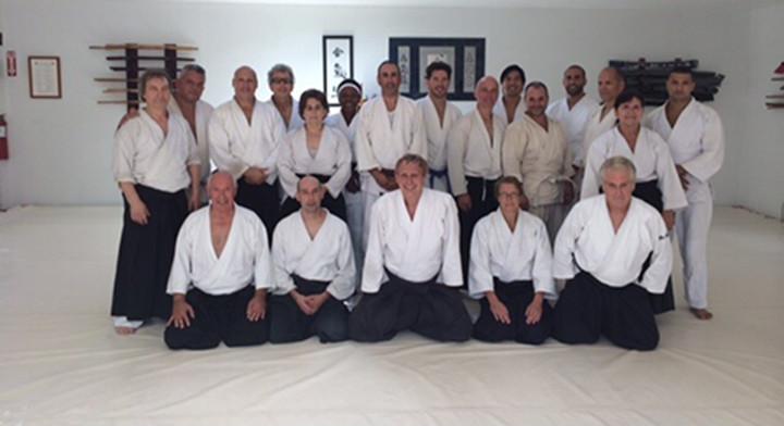 Ukemi class 9/7/2014