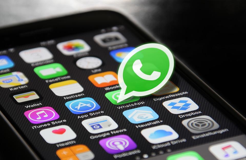 Wir haben auch WhatsApp!