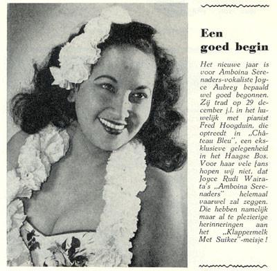 Uit de TUNEY TUNES van januari 1957