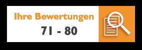 71-80 - Bewertungen Ihrer Kauferfahrungen beim Gebrauchtwagenkauf bei aaf Automobile am Flughafen, Hamburg-Norderstedt
