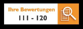 111-120 - Bewertungen Ihrer Kauferfahrungen beim Gebrauchtwagenkauf bei aaf Automobile am Flughafen, Hamburg-Norderstedt