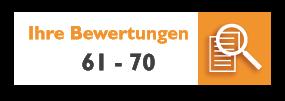 61-70 - Bewertungen Ihrer Kauferfahrungen beim Gebrauchtwagenkauf bei aaf Automobile am Flughafen, Hamburg-Norderstedt