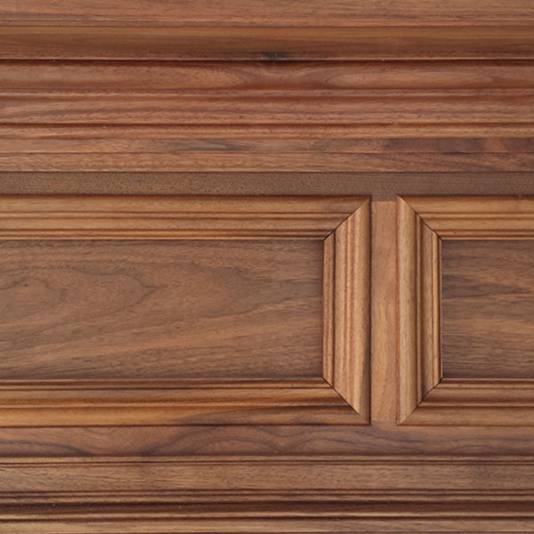 Tung Oil over Walnut