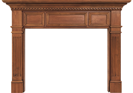 CLeveland Wood Fireplace Mantel - the Ultimate Decorative Design