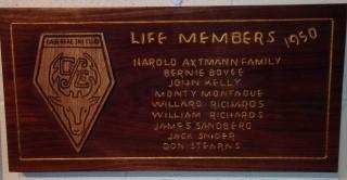 Life Ski club Members