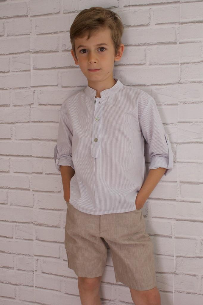 4c480591a Modelo 3 Camisas niño - Página web de eldesvandenoelia