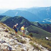 Wandern in der Alpenregion Tegernsee-Schliersee