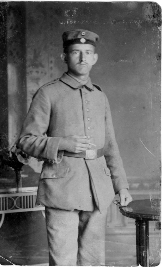 Adam Nebel, ca. 1917