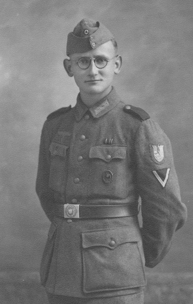 Eugen Adam; Jahrgang 1921