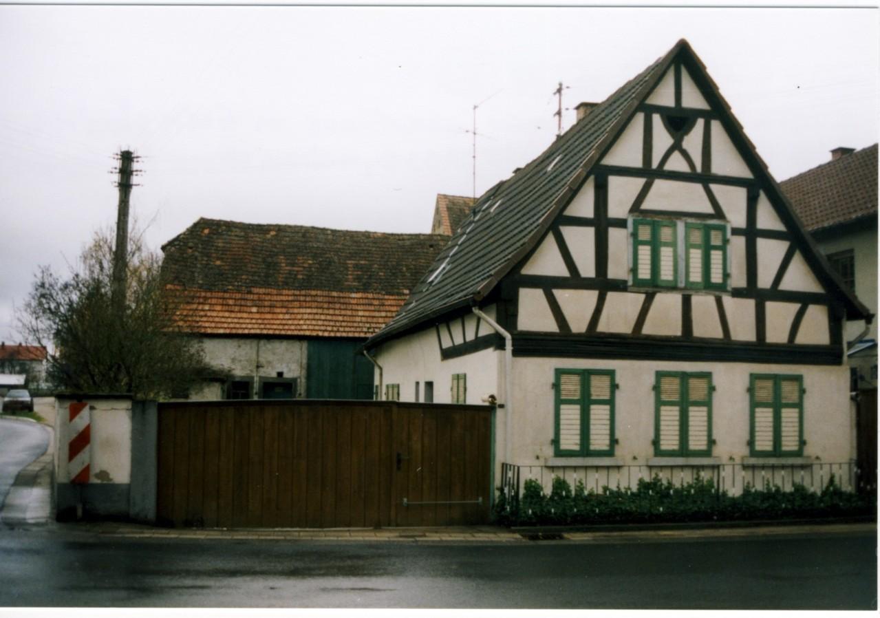 Haus von Schneider, Weihergasse 32