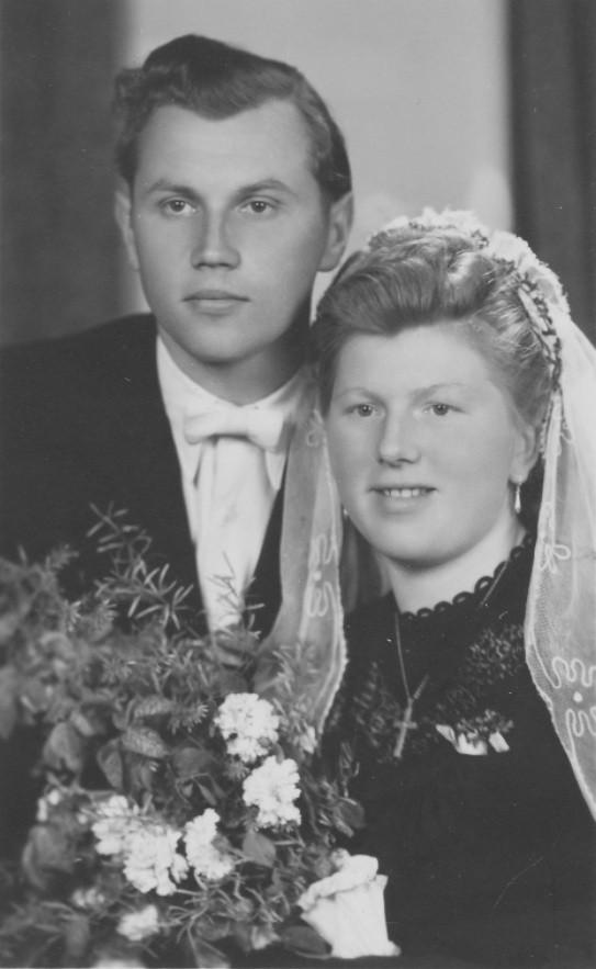 Ehepaar Klohe Pirmin und Anna geb. Joa