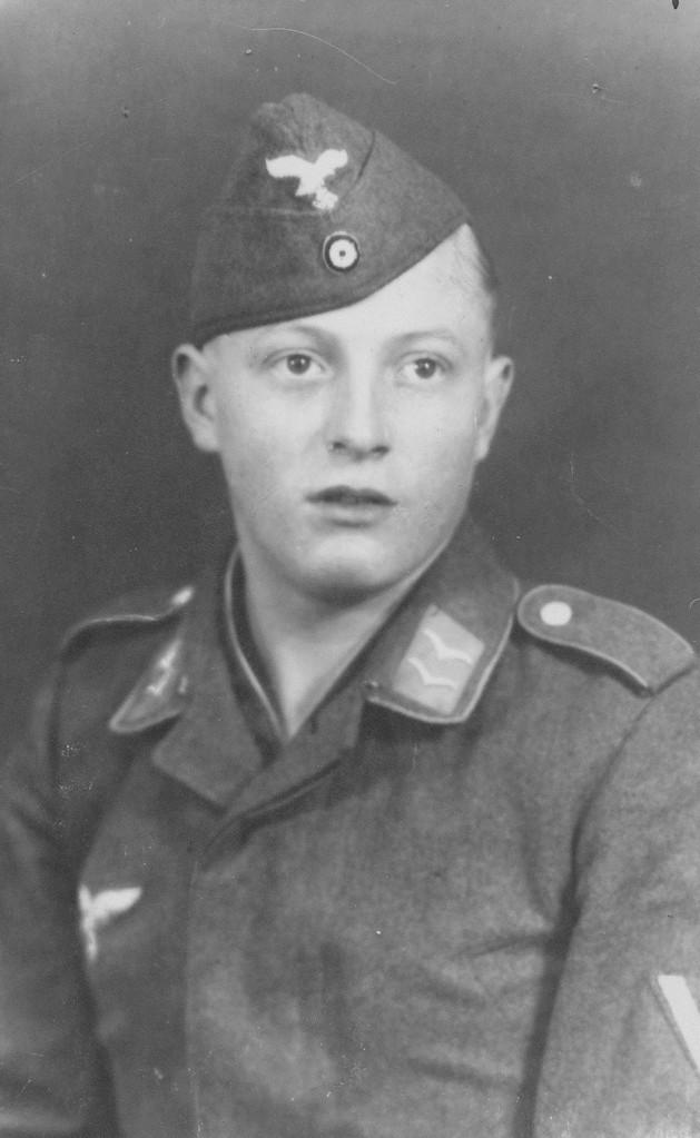 Hermann Mattern, Jahrgang 1925