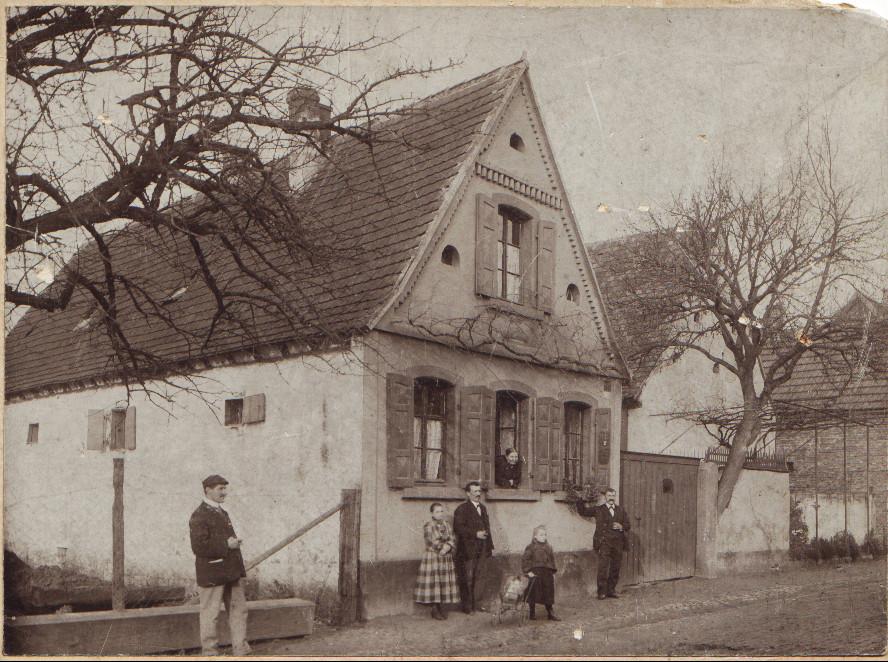 Haus von Gruber, Duttweilerstraße 16