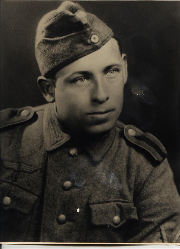 Michael Eichberger, gefallen 28.07.1943