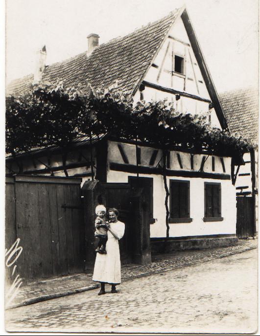 Haus Martin Kästel, heute Geitherstr. 5