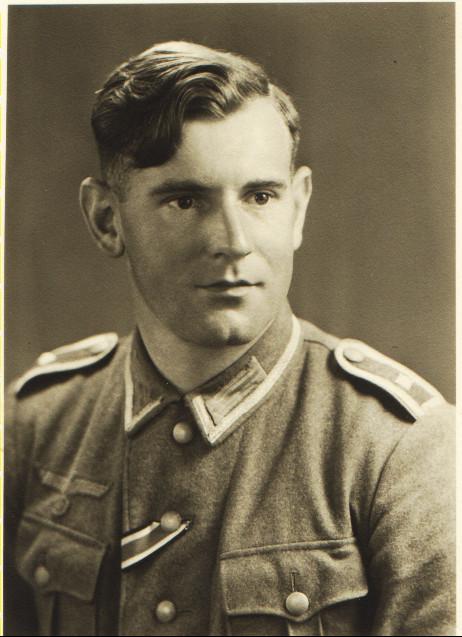 Alfons Steinmetz, 1944