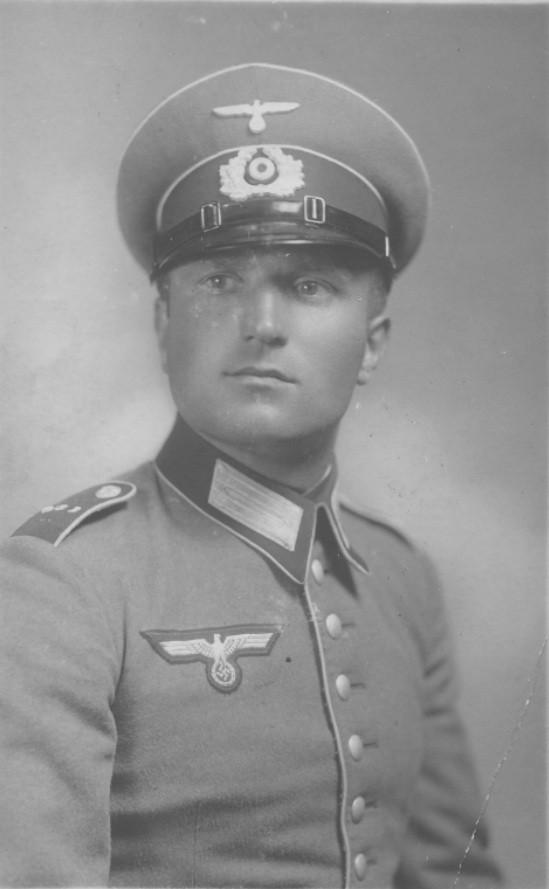 Josef? Gruber aus Duttweiler, Bruder von Franz Gruber