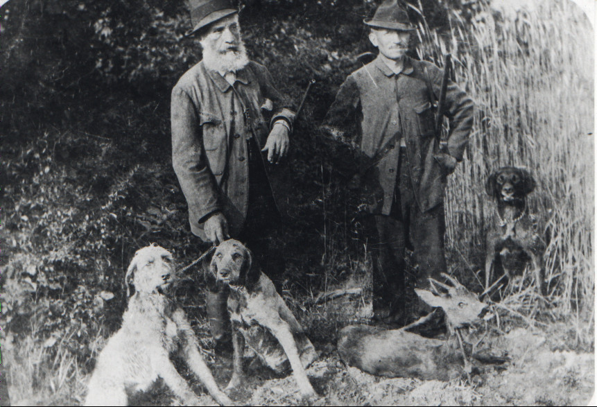 Heinrich Jakob, Wildhüter und Sohn Jakob
