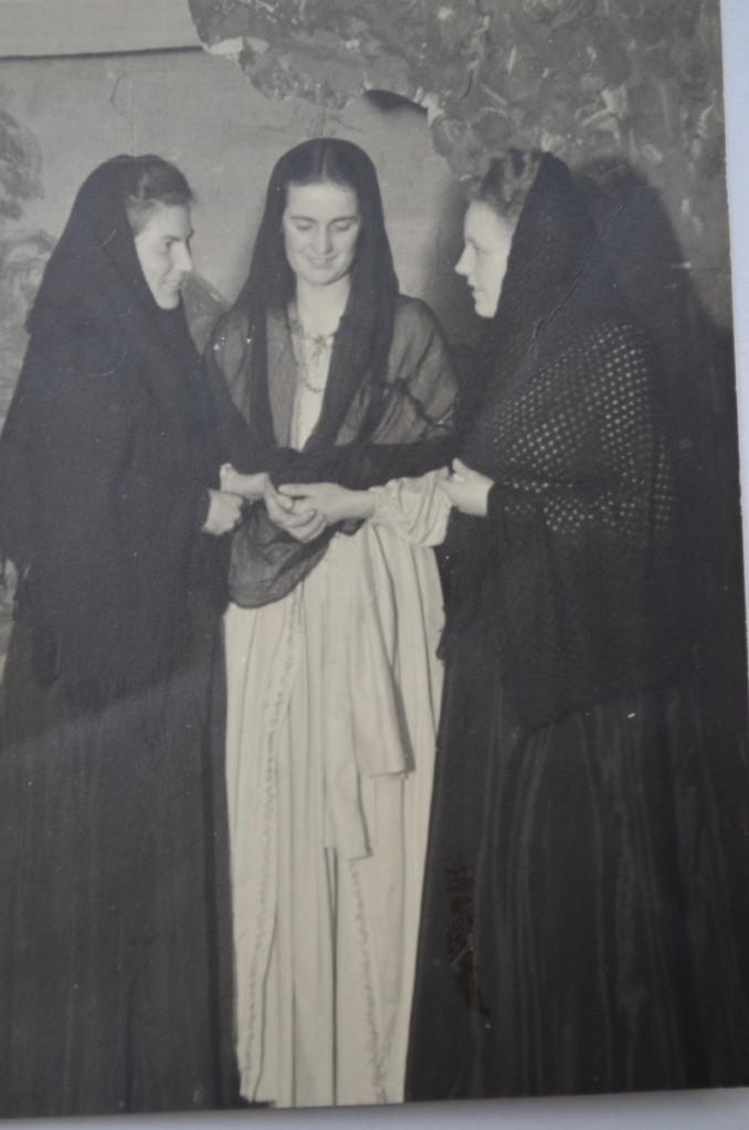 Frauengruppe Christina Kästel, Hildegunde Sprißler und Trudel Birkle