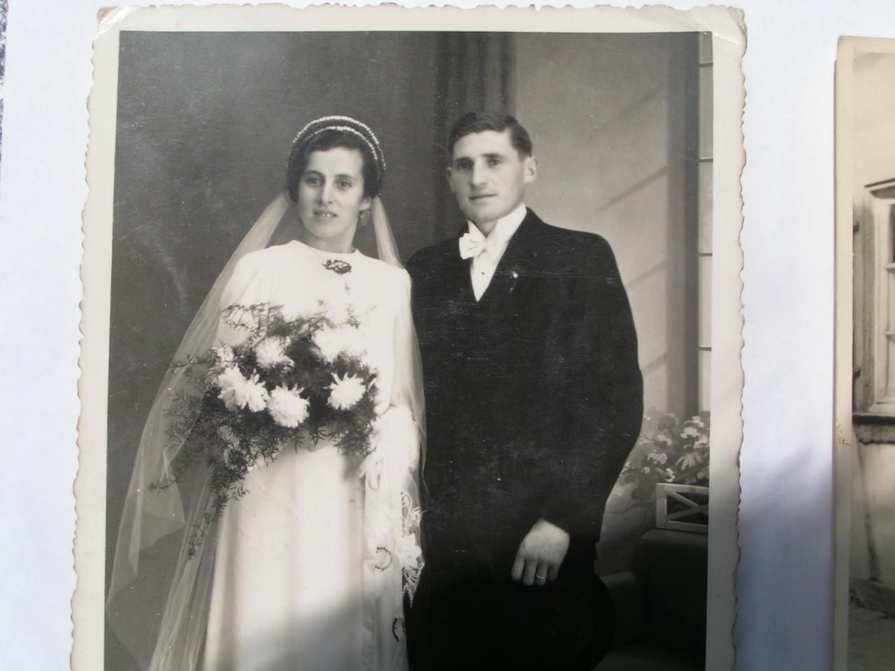 Ehepaar Weber Franz und Elisabeth geb. Hagenbucher