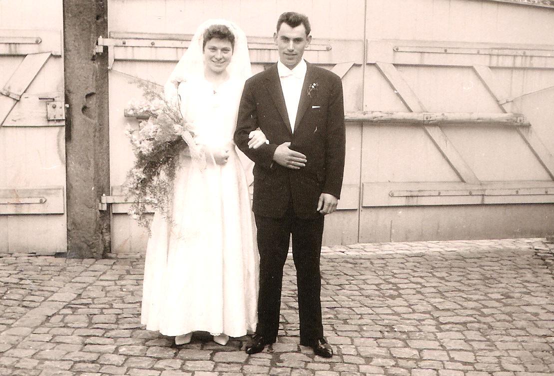 Inge (geb. Geiger) und Willi Schneider