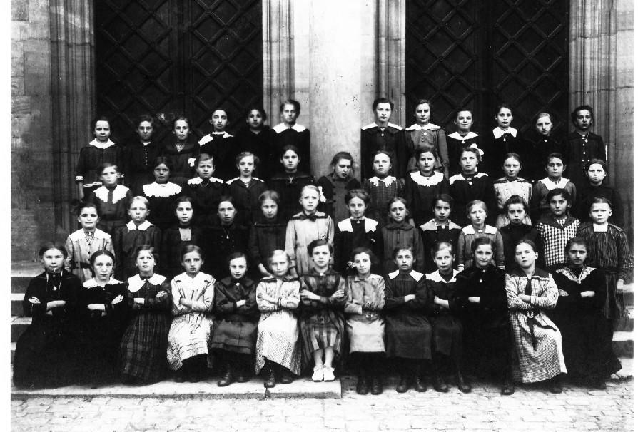 Geburtsjahrgänge 1906 bis 1909