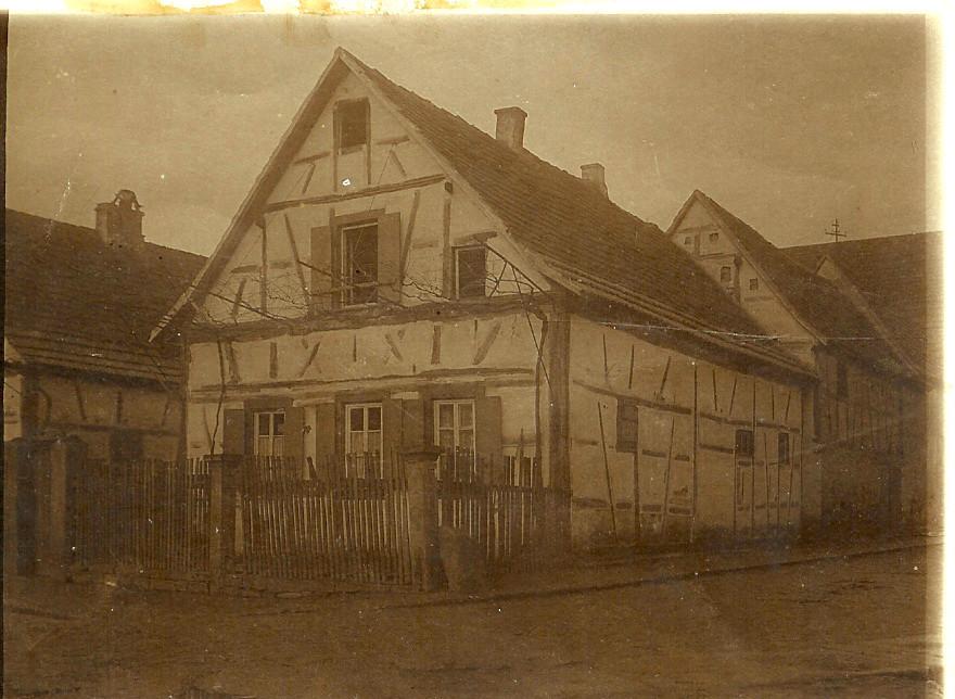 Haus von Anton Nebel, Gäustraße 32