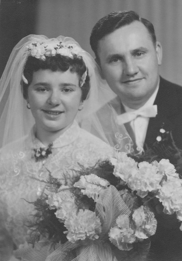 Ehepaar Dörr Albert und Gerda geb. Spanier