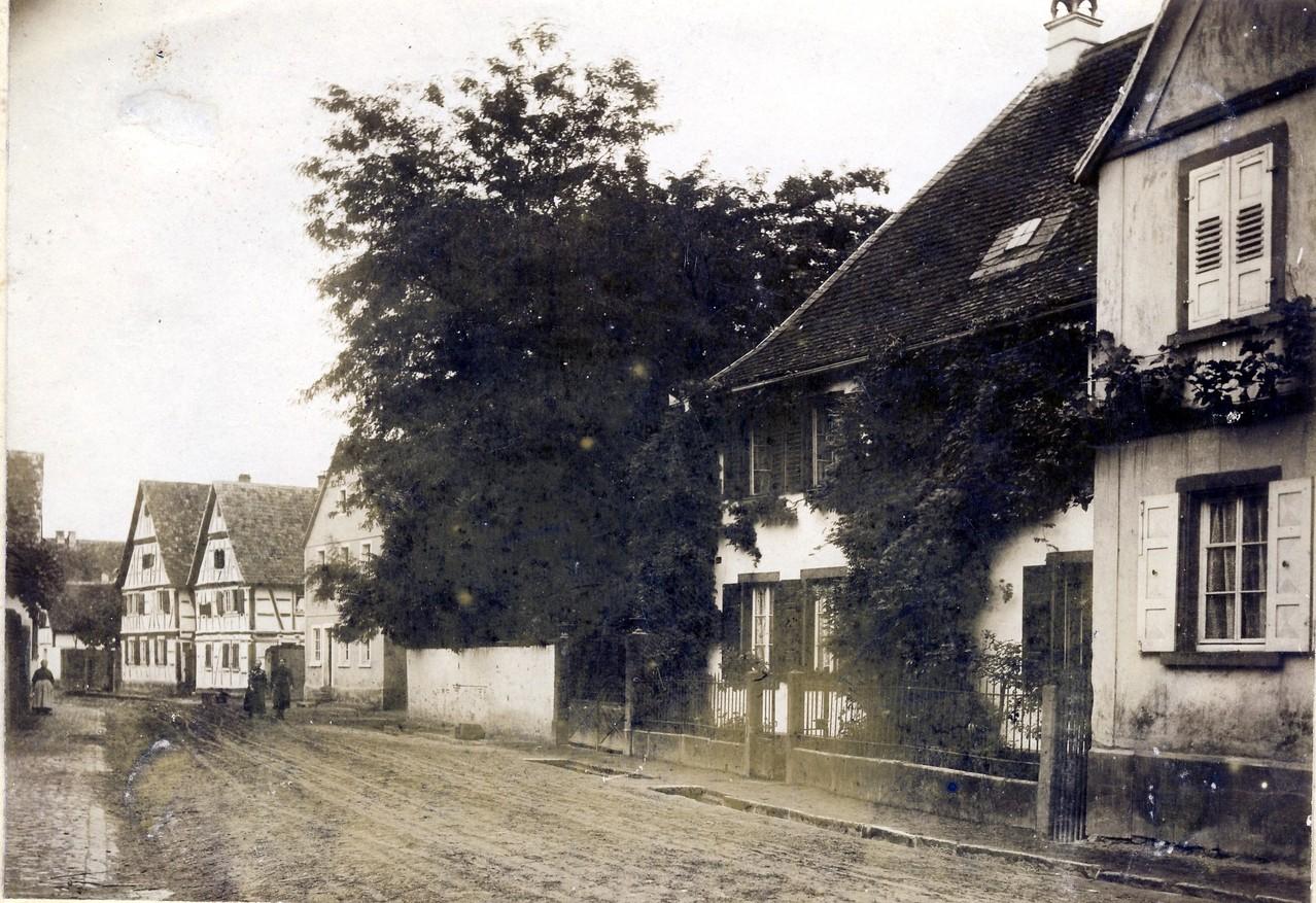 Anwesen von General Geither (ohne befestigte Straße)