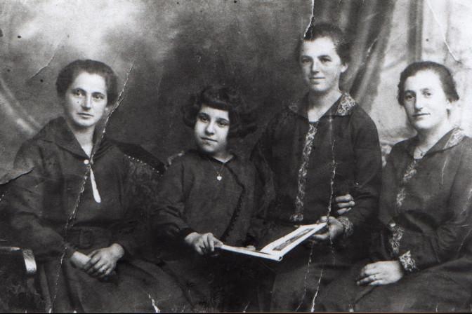 Mohr, Schwestern und Cousine