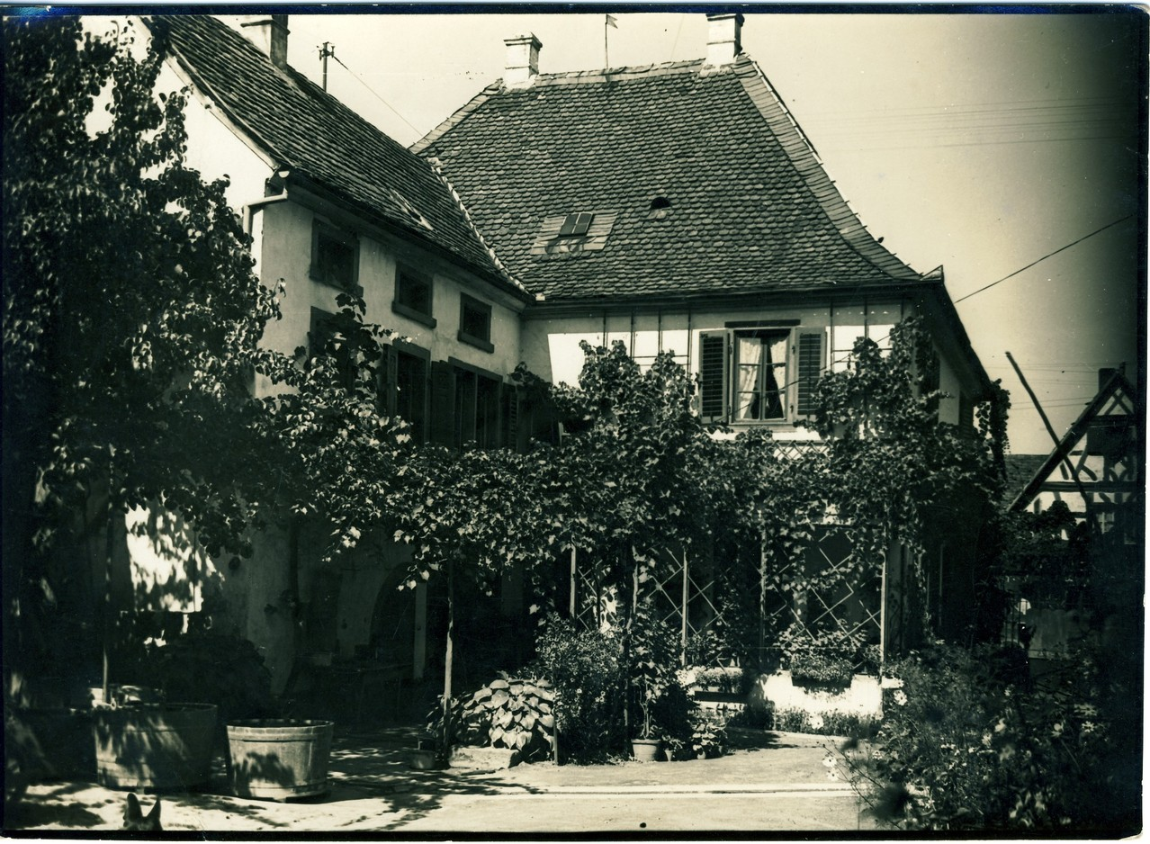 Haus von Geither/Thirolf, 1934