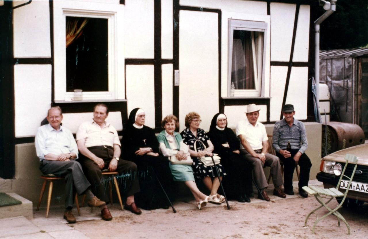 Familie Hoffmann, Ganerb mit Geschwistern