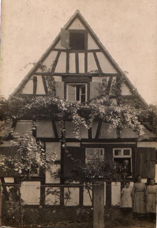 Haus von Weber, Am Hägfeld 8