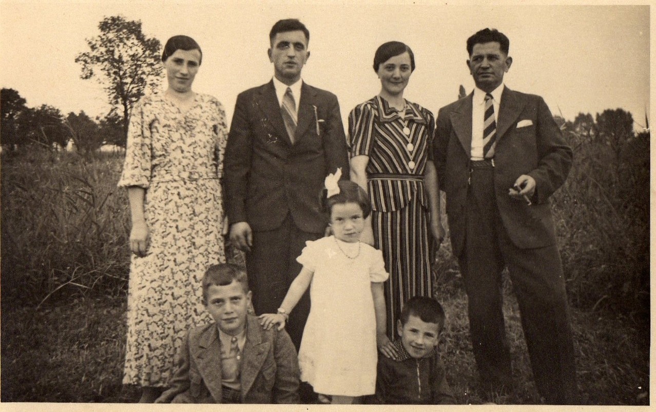 Familie Weisbrod Jakob