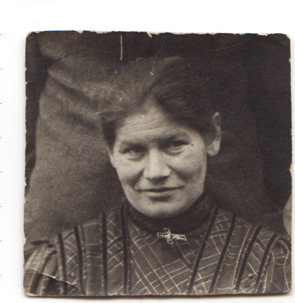 Maria Steinmetz, geb. Settelmeyer