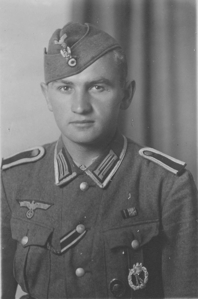 Ludwig Klohe, Jahrgang 1921