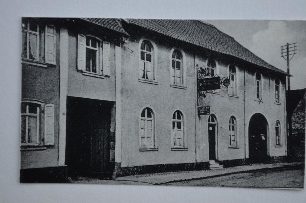 Wirtschaft zum Deutschen Haus, Gäustraße