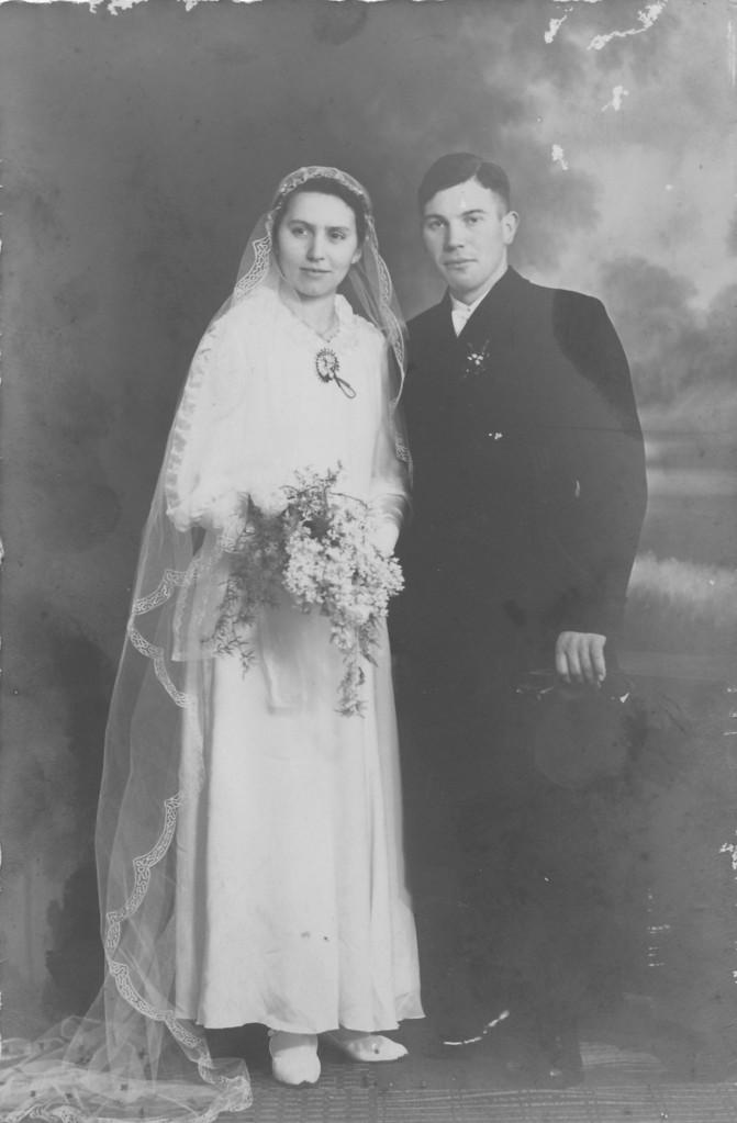 Ehepaar Steegmüller Willi und Maria geb. Hagenbucher