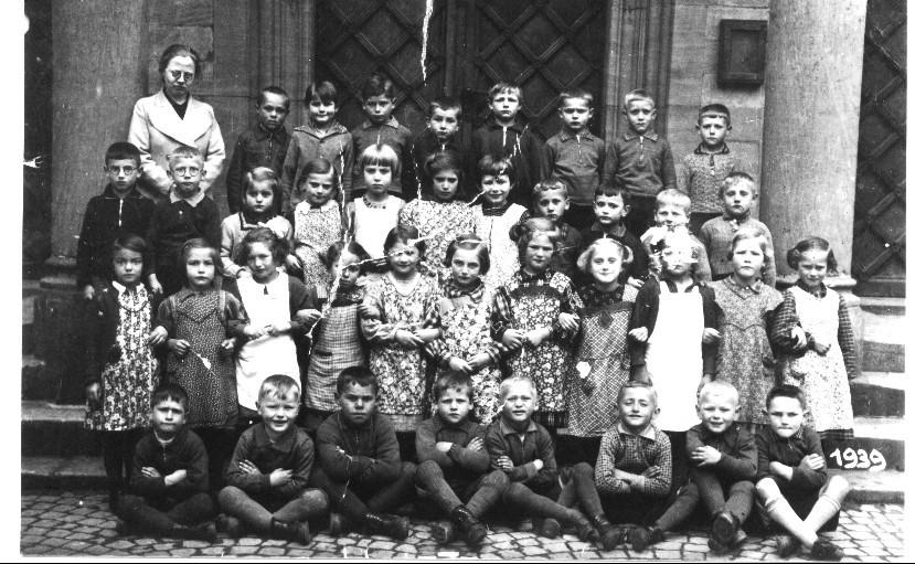 Geburtsjahrgang 1932 bis 1933, Klassenbild von 1939