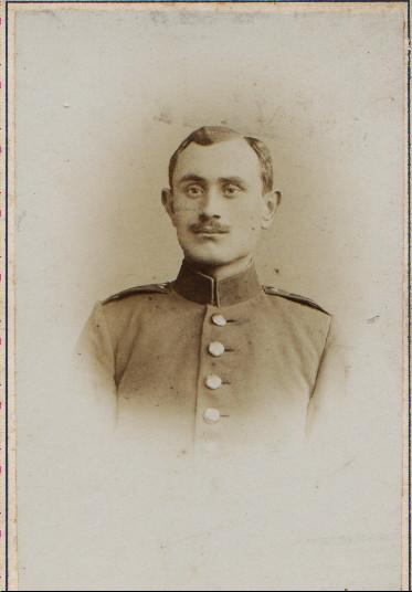 Johann Kästel XI. als Brustbild