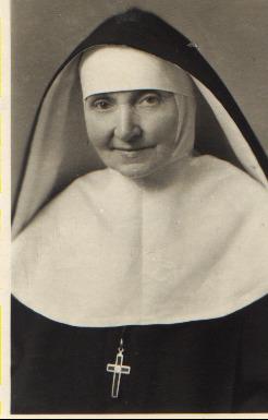 Schwester Canisia