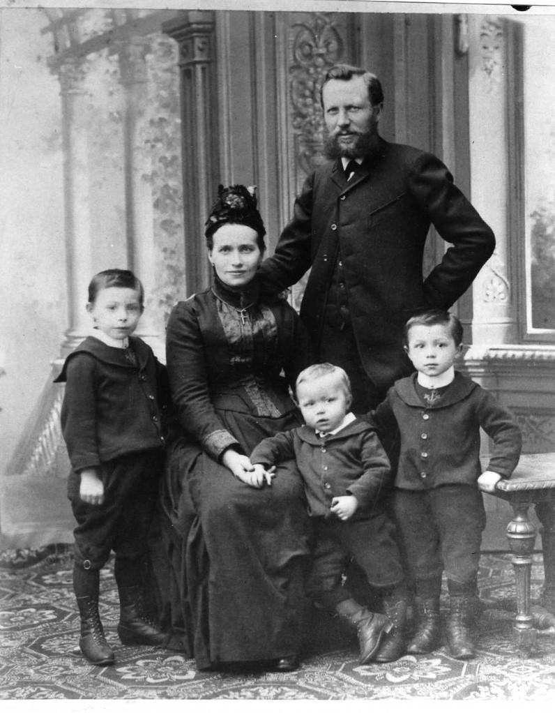Familie Hischmann aus Speyer